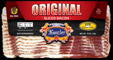 Original Bacon package