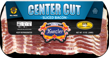 Center Cut Bacon package