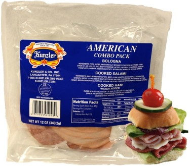 American Style Combo Pack and Sandwich 02-26-16