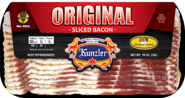 Original Bacon package