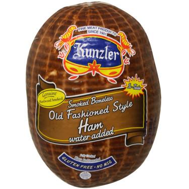 Kunzler old fashioned style ham