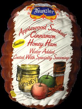Applewood Cinnamon Honey Ham