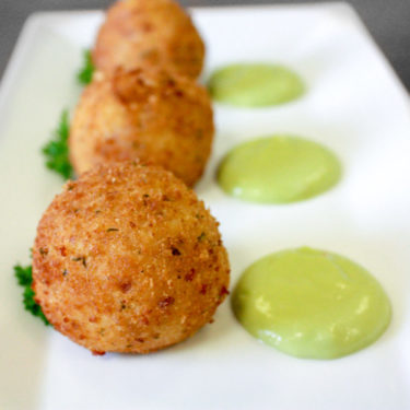 TURKEY BACON CROQUETTES